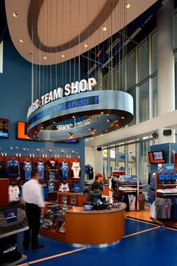 Amway Center, Team Shop, Orlando, FL