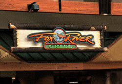 Custom Sign Created for Cabela's Retail Stores