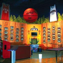 Gorilla House for the Phoenix Suns
