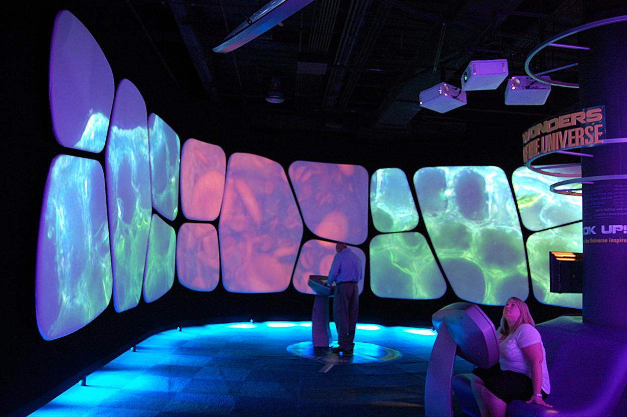 Adler Planetarium, Cosmos Exhibit