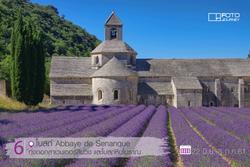 6. โบสถ์ Abbaye de Senanque