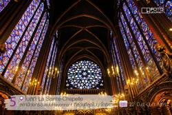 5. โบสถ์ La Sainte-Chapelle