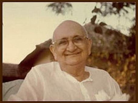 """Swami Ramdas, """"petit papa"""""""