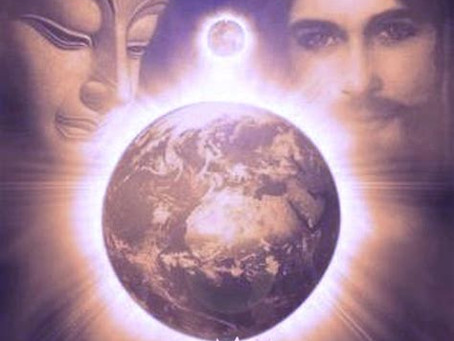 Bénédictions Divines lors du Wesak