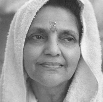 Ma Ananda Moyi, grand Avatar Divin