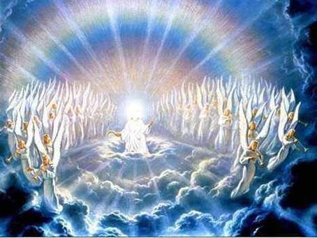 Les Anges de la Joie, de la Foi