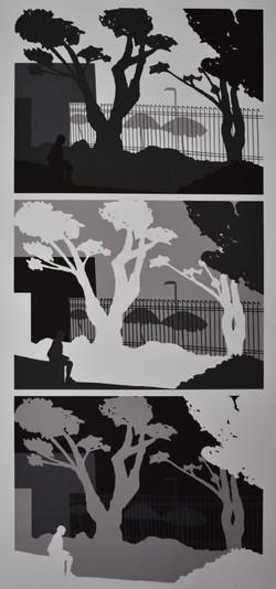 El Camino in Five Shades of Gray