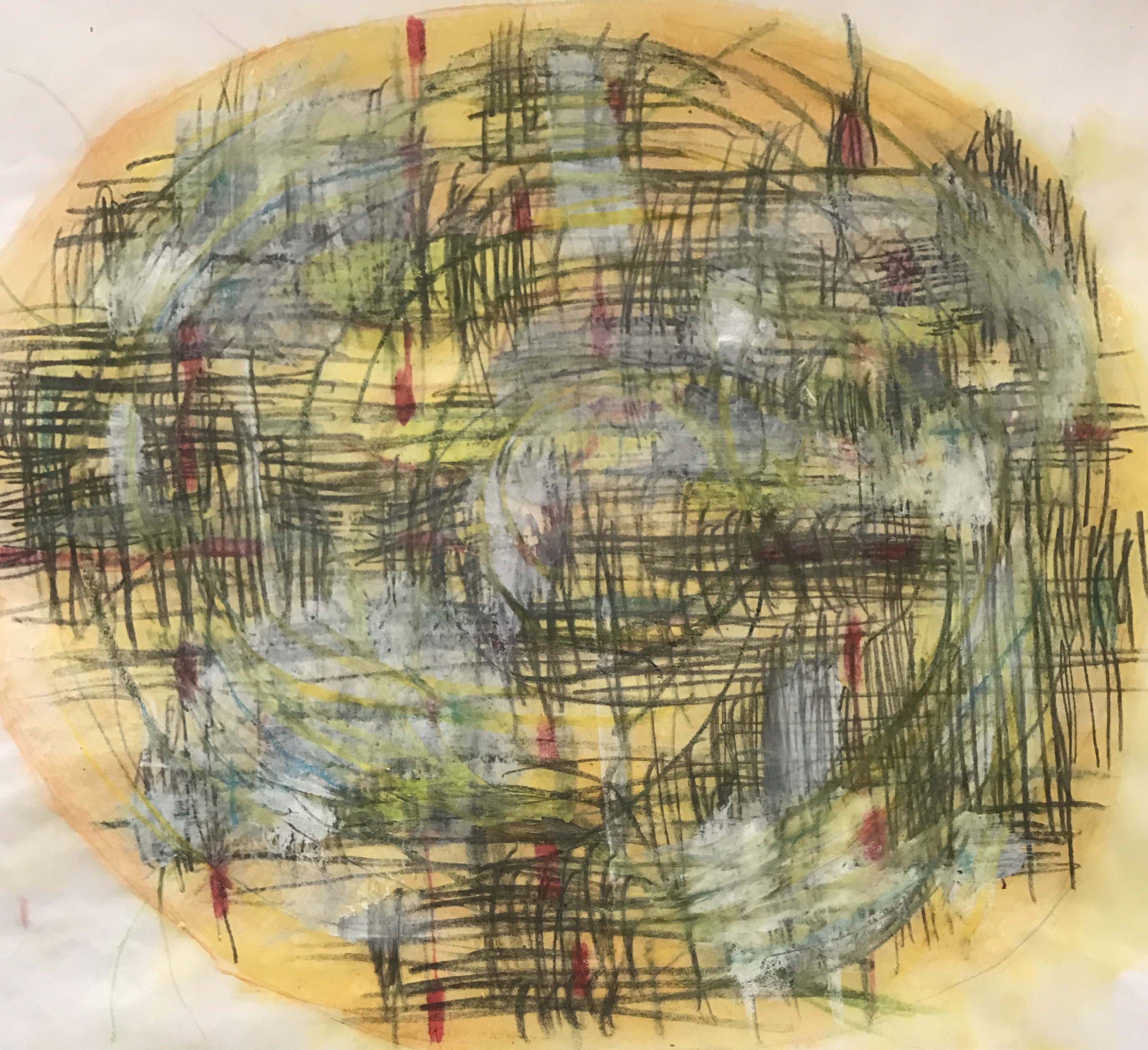 Dea Reinstead-Meditation-Archival Pigment Print