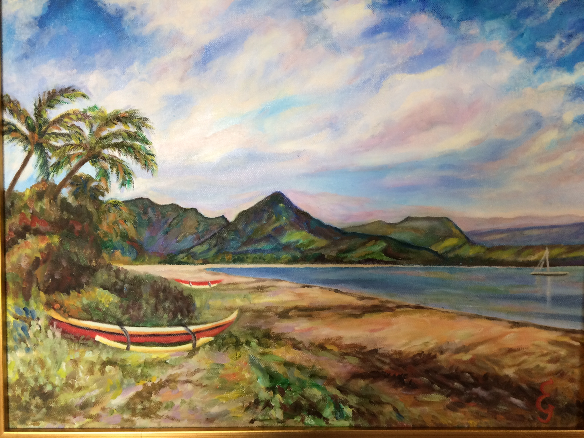 Elke Goodno-Ohahu Beach