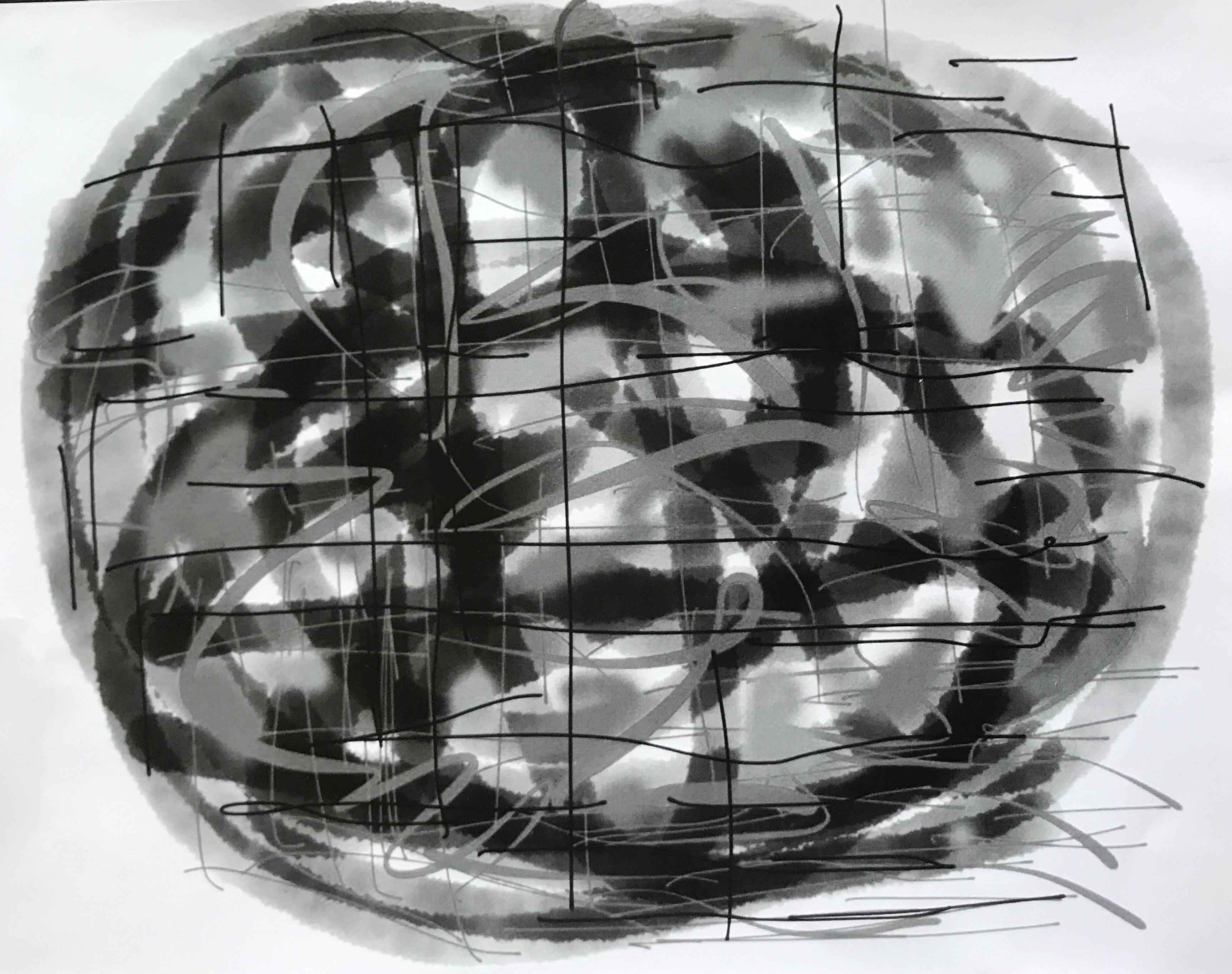 Dea Reinstead-Black Apple