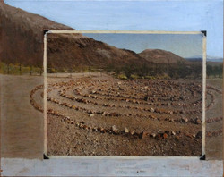 Labrynith, Rhyolite Nevada