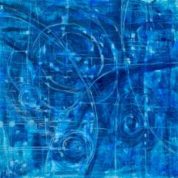 Dea Reinstead-Simply Blue