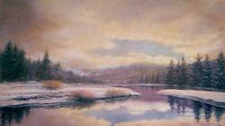 BDuffy-Wintery-Solitude-Hume-Lake,-Sequoia-Mtn.'s