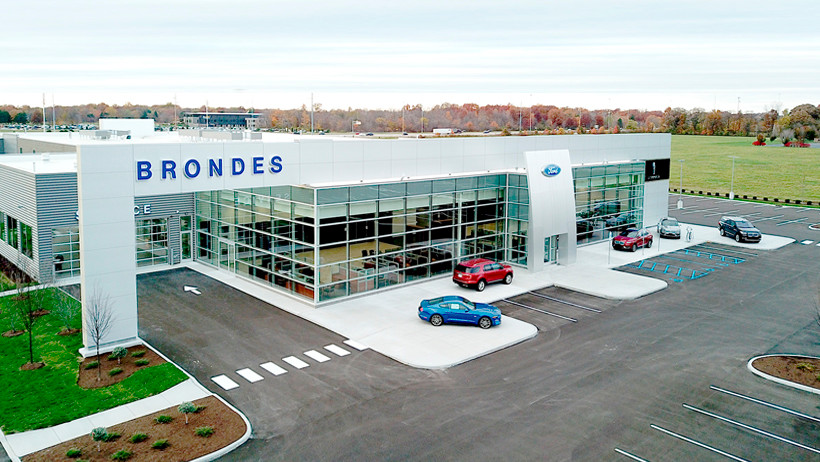 Brondes Ford Lincoln