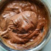 גלידת שוקולד וחמאת בוטנים קרמית, מפנקת ו