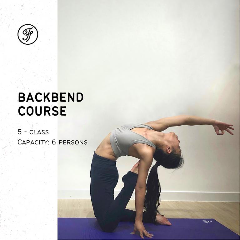 5-Class Backbend Training / Jun