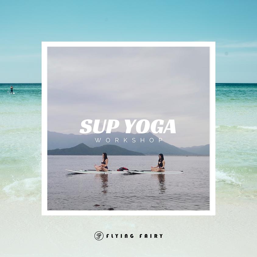 SUP Yoga - Morning Session |10:00 - 13:00