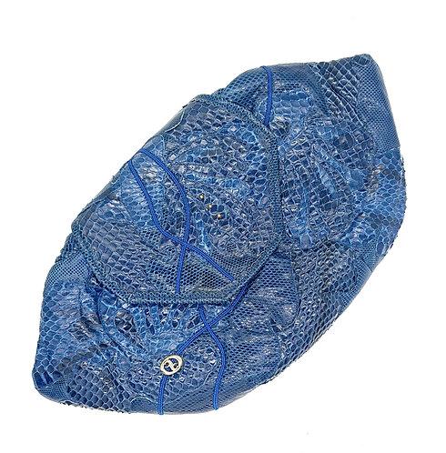 Blue Carlo Fioro purse