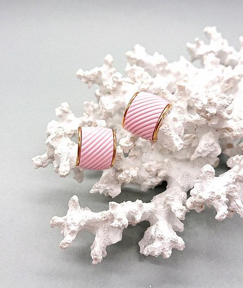 Summer loop earrings