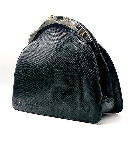 Black Judith Leiber purse