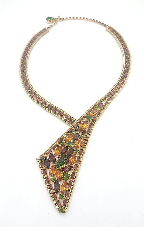 Unsigned Hobe necklace