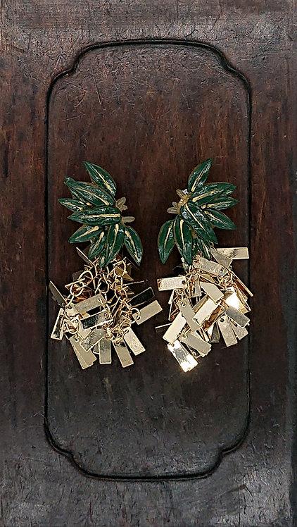 Amazing bamboo leaf clipons