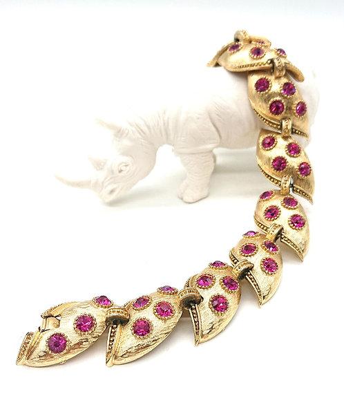 Vintage Lisner bracelet
