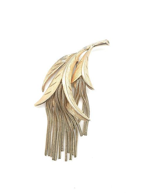Kramer tassel brooch