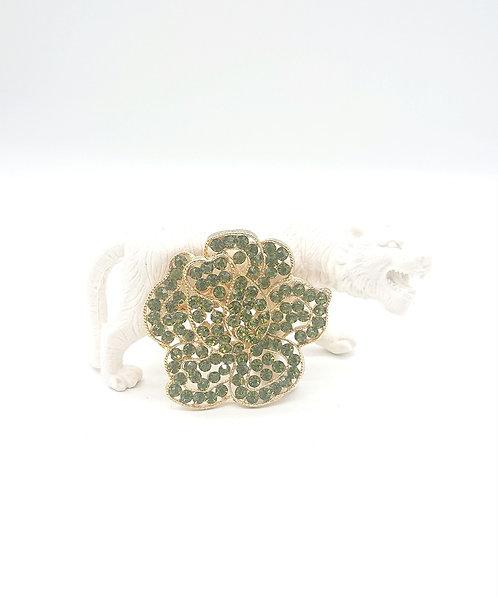 Weiss flower brooch