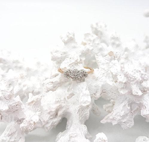 Diamond Ringin 9K