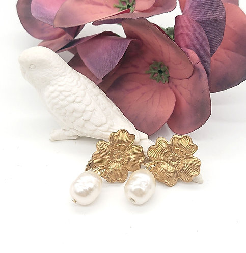 Floral clipons