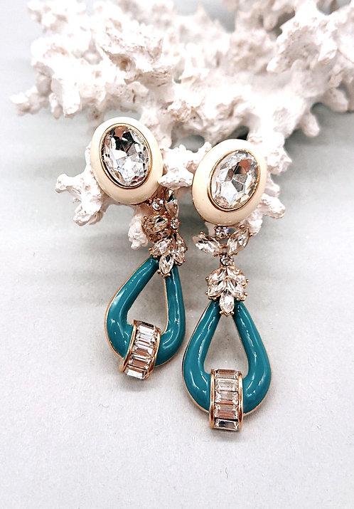 Deluxe summer earrings