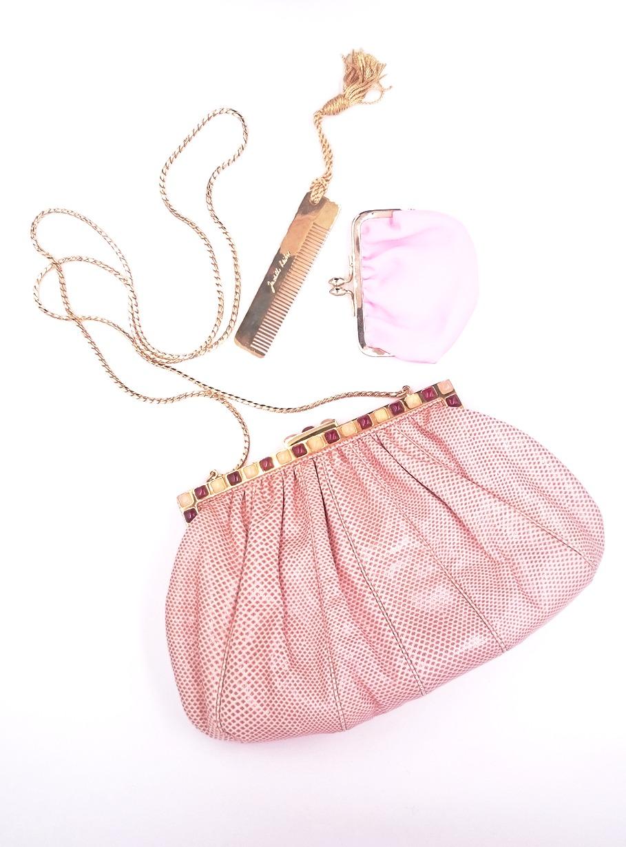 Pink Leiber bag