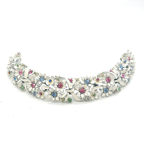 Lisner floral bracelet