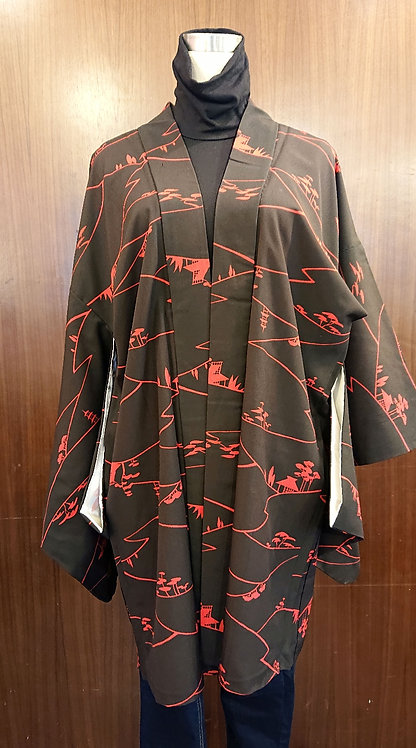 Kyoto haori jacket