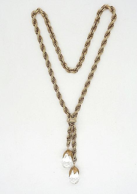 Vintage laviat necklace