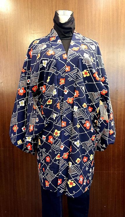 Cute Kyoto haori jacket