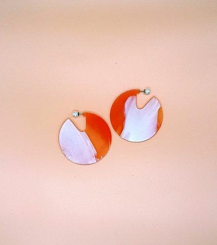 Summer funky earrings