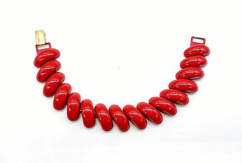 Napier red hot bracelet