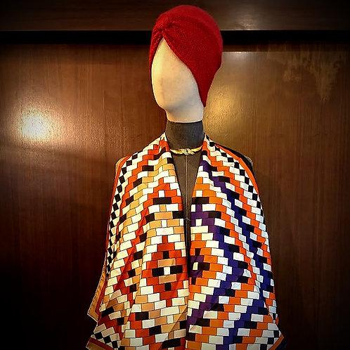 An-Nee Tile scarf