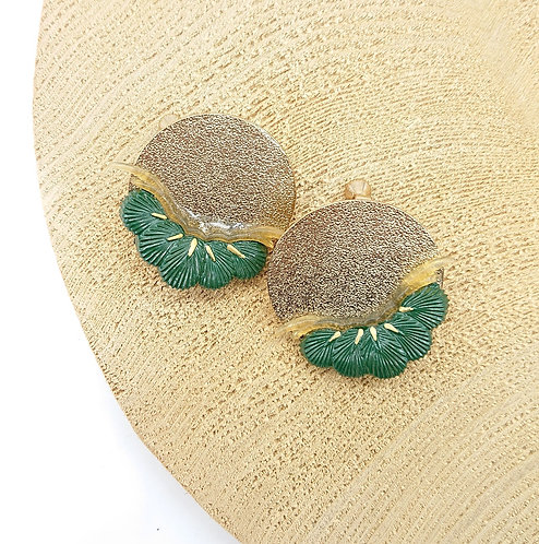 Kyoto pine leaf clipons