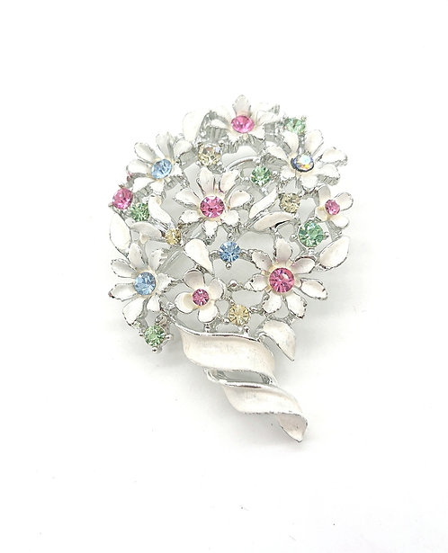 Lisner brooch for spring!