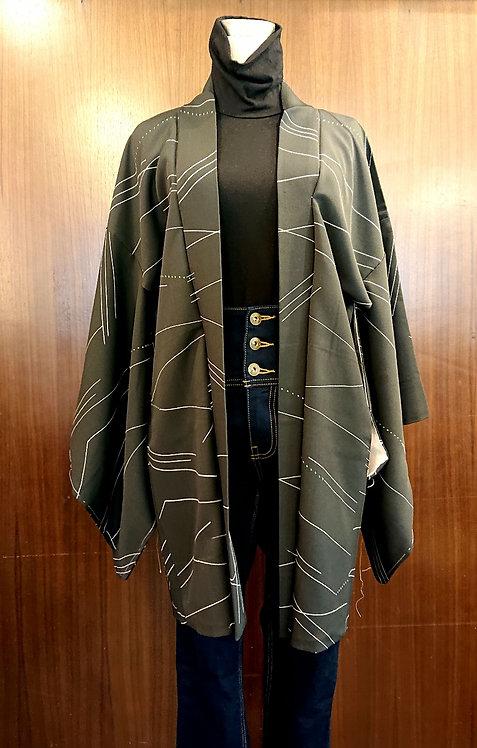 Unused Kyoto haori jacket