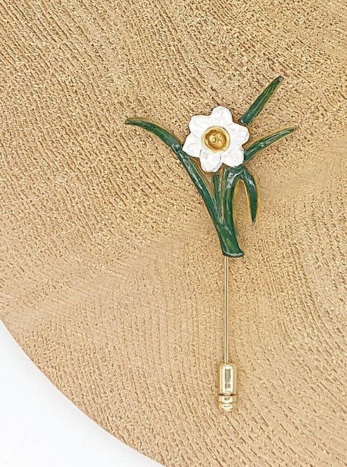 Daffodil Stick Pin