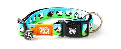 Max & Molly SMART ID COLLAR -Black Sheep