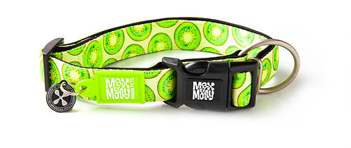 Max & Molly SMART ID COLLAR - Kiwi