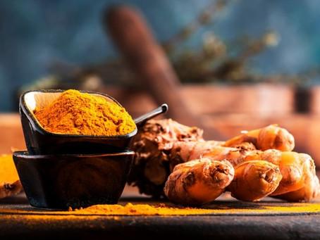 薑黃,是種人類食用香料。 但你能想到它是毛孩的治病恩物?