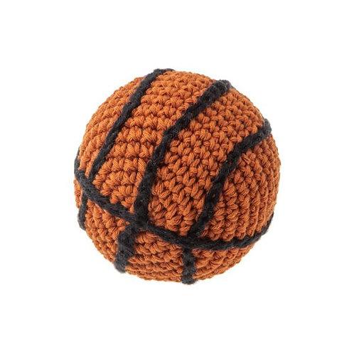 FAD Handmade Crochet Basketball (orange)