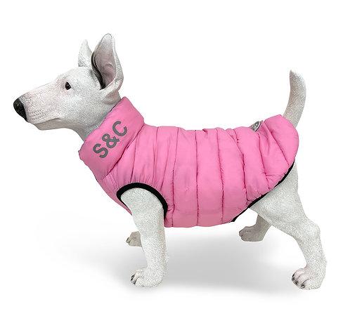 Sydney & Co Australia's  Pink Puffer Jacket