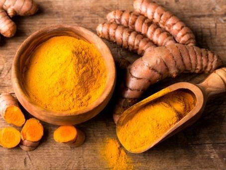 薑黃配搭這 2 種食品能增加2000倍功效!